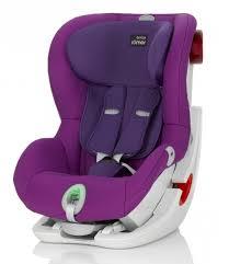 Автокресло BRITAX-ROMER KING II LS Mineral Purple