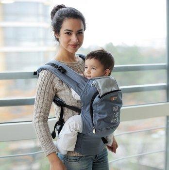 Эрго-рюкзак Love & Carry AIR Моменты счастья