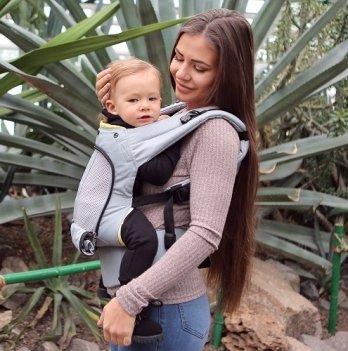 Эрго-рюкзак Love & Carry AIR Сладкий ананас