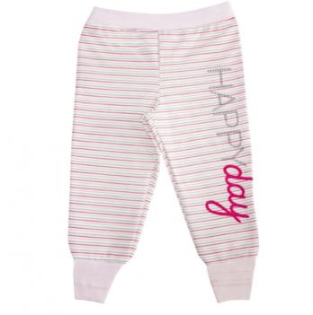 Ползунки-штанишки детские, возраст от 2 до 3 лет, розовая полоска, SMIL
