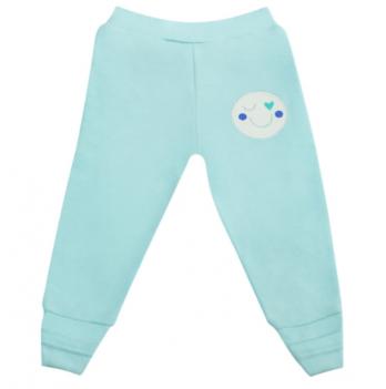 Ползунки-штанишки детские, возраст от 2 до 3 лет, зеленые, SMIL