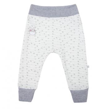 Ползунки-штанишки для девочки, возраст от 6 до 18 месяцев, кремовый, SMIL