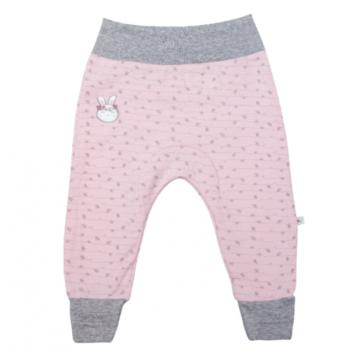 Ползунки-штанишки для девочки, возраст от 6 до 18 месяцев, розовый, SMIL