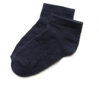 Носочки для мальчиков Модный карапуз, летние (сетка), синие