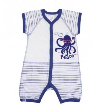 Песочник для мальчика Smil от 0 до 3 месяцев синий