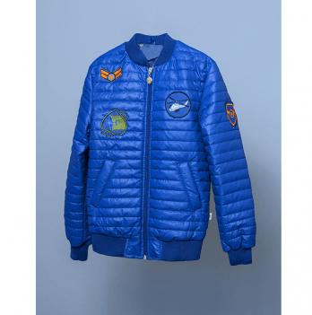 Куртка демисезонная для мальчика Модный карапуз Air Force