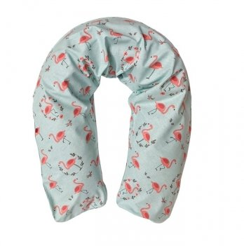 Наволочка на подушку-релакс для беременных и кормящих Мамин дом 2055 фламинго