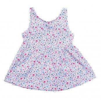 Платье Minikin Прованс Бело-розовый 204002