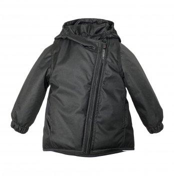 Детская куртка трансформер ДоРечі Демисезонная Черный 9 мес - 2 года 1983