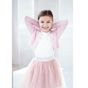 Юбка фатиновая ТМ Lutik розовая