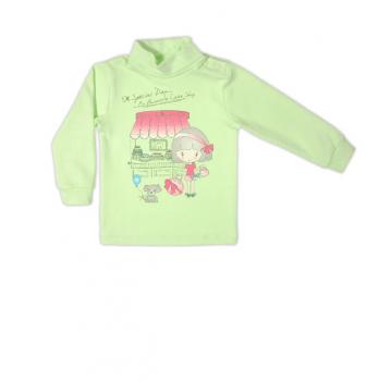 Гольф Garden baby для девочки, салатовый, 39045-09