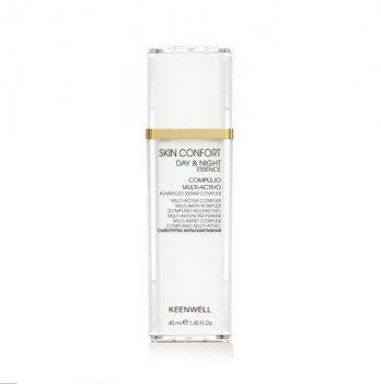 Сыворотка для сухой кожи Keenwell Skin Confort, с мультиактивным восстанавливающим комплексом