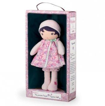 Кукла мягкая Kaloo Fleur, Моя первая кукла, большая, 32 см