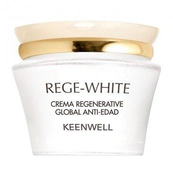 Крем для лица Keenwell Rege-White, восстанавливающий и омолаживающий