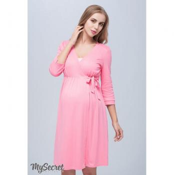 Халат для беременных и кормящих MySecret Sinty Розовый NW-4.3.2