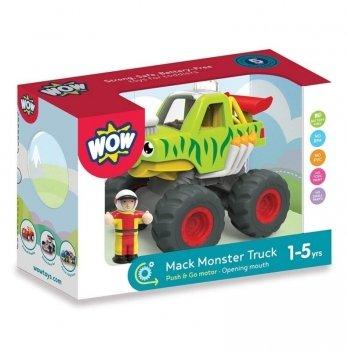 Монстр - внедорожник Мак Wow toys