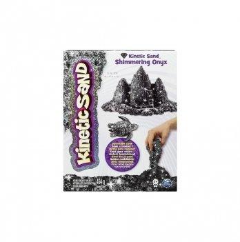 Песок для детского творчества Wacky-Tivities Kinetic Sand Metallic (серебряный)