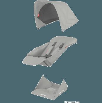 Текстиль сиденья для коляски Greentom Upp Reversible D Sand