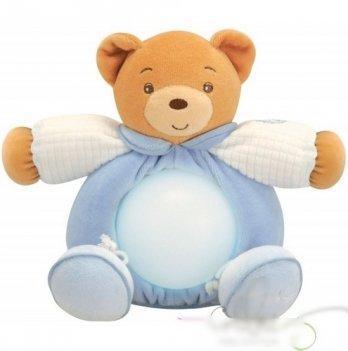 Светильник-ночник для детской комнаты Kaloo Moonlight bear, blue