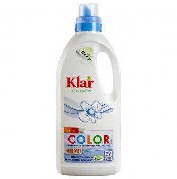 Средство для стирки Klar цветной 1л