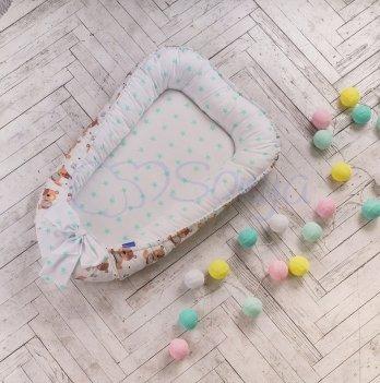 Кокон Бейби дизайн №17 Мишки, Маленькая Соня