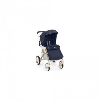 Универсальная коляска 3 в 1 Cam Dinamico Up Top Orso, темно-синяя