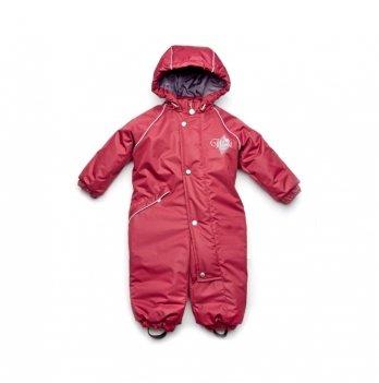 Зимний комбинезон Модный карапуз Бордовый 03-00935 1-4 года