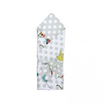 Одеяло-конверт ТМ Руно Cat, двухстороннее