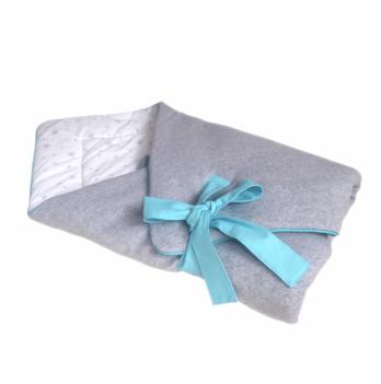 Конверт на выписку для новорожденного Cotton Living Little Star Blue