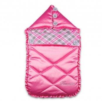 Конверт для новорожденного осень весна Flavien Розовый 1024