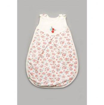Конверт для сна для малышей Модный карапуз Цветы 03-00481