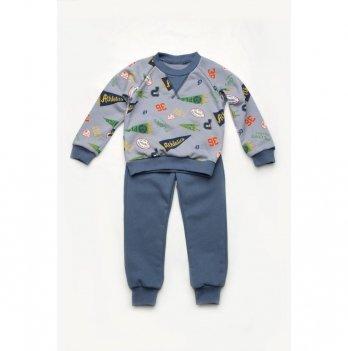Спортивный костюм для мальчика Модный карапуз 03-00978