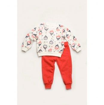 Костюм домашний для малышей Модный карапуз Пингвин 03-00917