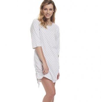 Ночная рубашка Dobranocka TM.9330 grey