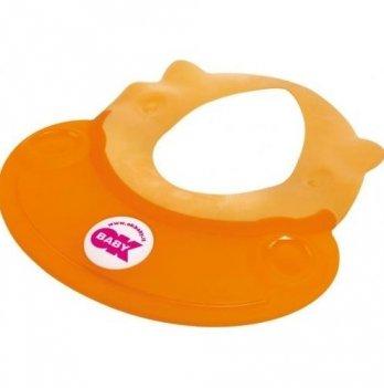 Козырек для купания Okbaby, Hippo, оранжевый