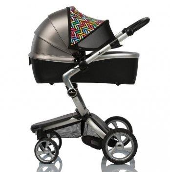 Солнцезащитный козырек для коляски ДоРечі, Color Double Shade, разноцветный