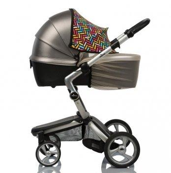 Солнцезащитный козырек для коляски ДоРечі, Color Must Have Shade, 2 в 1, с бежевой москитной сеткой