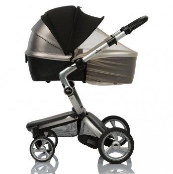 Солнцезащитный козырек для коляски ДоРечі, Must Have Shade, 2 в 1, с бежевой москитной сеткой