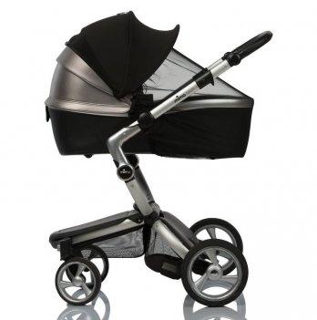Солнцезащитный козырек для коляски ДоРечі, Must Have Shade, 2 в 1, с черной москитной сеткой
