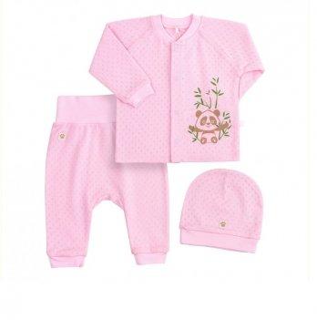 Комплект для девочки Bembi Розовый Рибана КП215