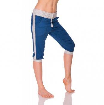 Спортивные бриджи Zen Wear Бонито индиго