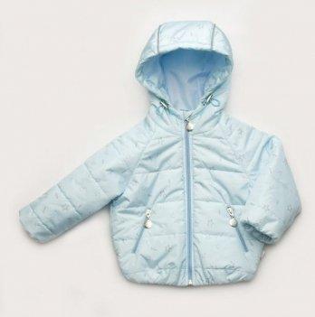 Куртка для малышей Модный карапуз Голубой 03-00956