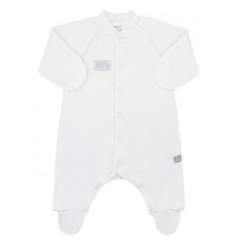 Комбинезон для новорожденного Smil, белый