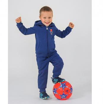 Утепленный спортивный костюм для мальчика Модный карапуз