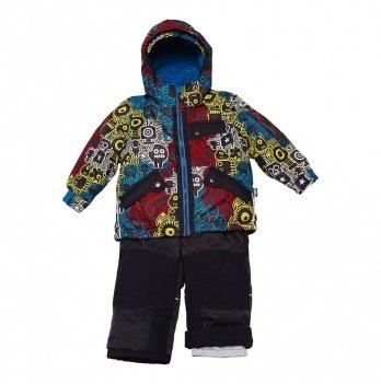 Зимний костюм (куртка и полукомбинезон) Deux par Deux 964