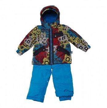 Зимний костюм (куртка и полукомбинезон) Deux par Deux 447