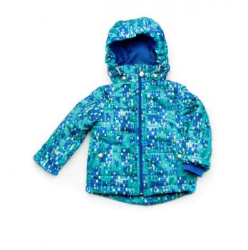 Куртка демисезонная для мальчика Модный карапуз, цвета ультрамирин
