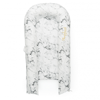Кокон-матрас SleepyHead Grand (9-36 мес.), Carrara Marble