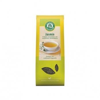 Органический зеленый чай Lebensbaum, с жасмином рассыпной, 75 г