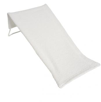 Лежак для купания из хлопка Tega baby Белый DM-020WYSOKI-103